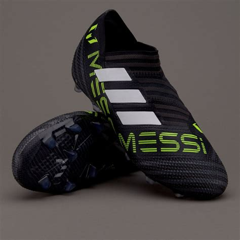 Nemeziz Messi 17 360 Agility Firm Ground Boots Junior adidas youths nemeziz messi 17 360 agility youth soccer cleats firm ground cg2961
