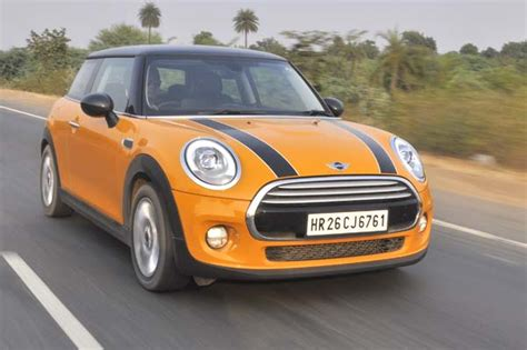 Mini Cooper India by New Mini Cooper India Review Test Drive Autocar India
