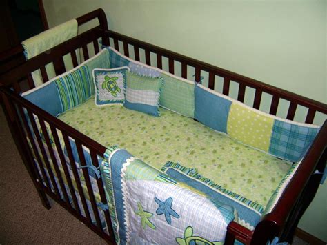 Turtle Crib Bedding Set Sea Turtle Baby Bedding To Create A New Splash Suntzu King Bed