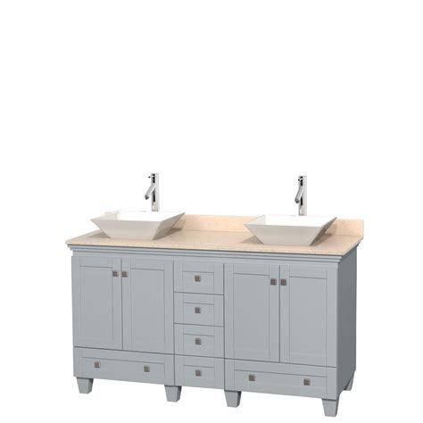 vanities with tops bathroom vanities the home depot