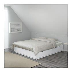 nordli bed frame with storage nordli bed frame with storage white 160x202 cm ikea