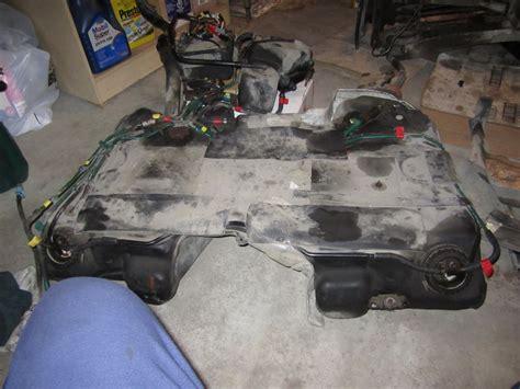 fuel pump removal  easy