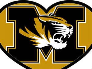 mizzou tigers logo