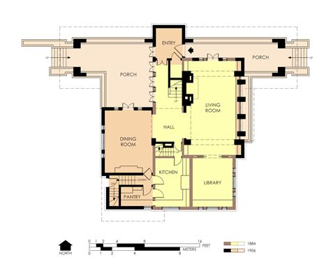 first floor plan house file hills decaro house first floor plan 1906 jpg