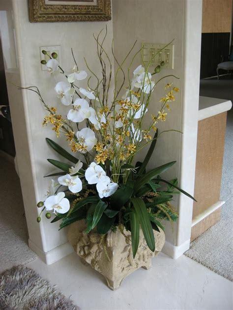 home decor silk flower arrangements artificial floral arrangements and artificial plant