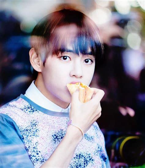 kim taehyung eating 1000 images about bangtan boys on pinterest