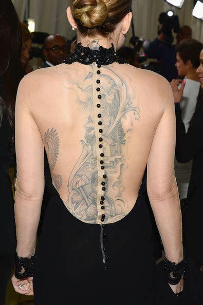 skylar grey tattoo skylar grey in elton aids foundation oscar viewing