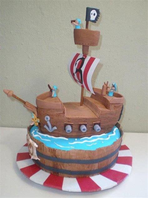 barco pirata tarta tarta barco pirata para elio by elena garcia rizo tarta