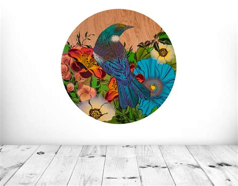 wall stickers nz tui veneer floxdot your decal shop nz designer wall