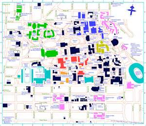 map of of california berkeley alfred twu s tour of uc berkeley