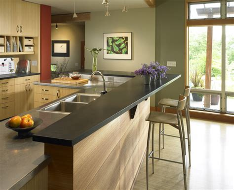 breakfast bar kitchen island 5 design ideas for kitchen islands with seating doorways magazine