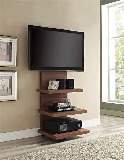 1000 images about unique tv stand on pinterest wooden 50 photos wall mounted tv stands entertainment consoles