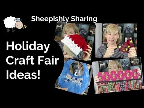 kelownachristmas craft fair craft fair ideas sewing knit crochet family demographic
