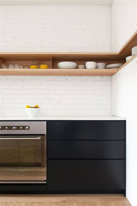 modern kitchen shelves 25 best ideas about cabinet transformations on pinterest