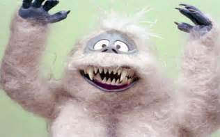 twelve famous abominable snowmen from pop culture