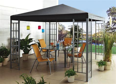 alu pavillon 4x4m cool and opulent alu pavillon pavillons mit alugestell
