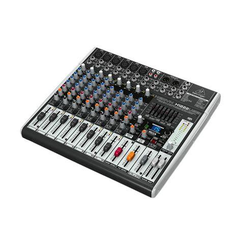Daftar Mixer Audio Lokal jual behringer xenyx 1222 usb mixer audio harga kualitas terjamin blibli