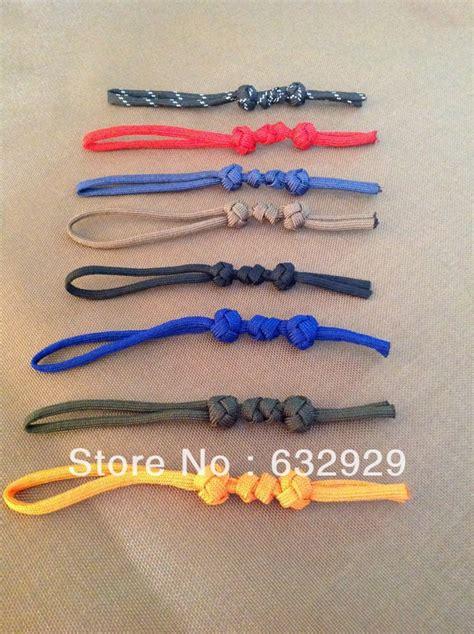 Lanyard Gantungan Resleting boker wilson tactical paracord bracelet knife lanyard knife fob camo key chain