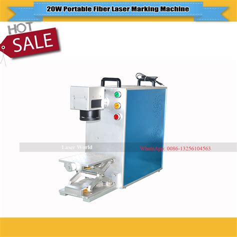 20w Fiber Laser Marking Machine Price by 20w Portable Fiber Laser Marking Machine With Maxphotonics