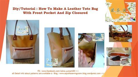 tutorial mini organizer bag belajar menjahit tas mini cara membuat tas hobo versi on the spot