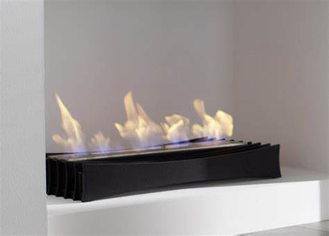 Large Bioethanol Fireplace by Decoflame Ascot Bioethanol Bioethanol Fires