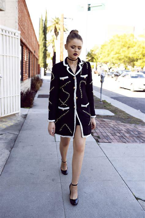 Minidress Pioner glam by kayture