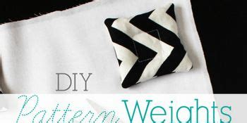 pattern weights diy 89 best images about sewing needle books pattern weights