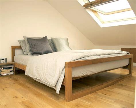 light teak furniture an obvious choice for loft