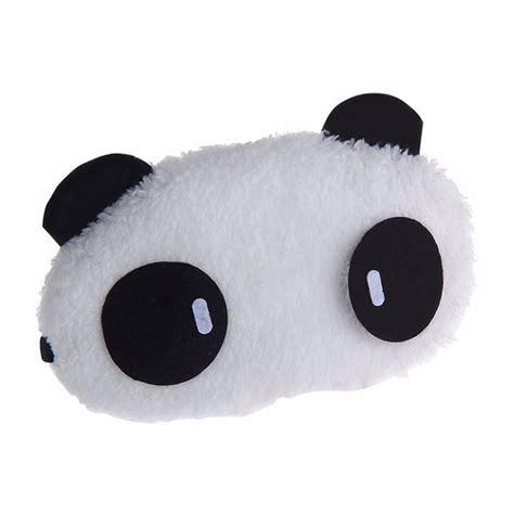 Panda Sleeping Mask cylinder panda sleeping eye mask more sleep eye