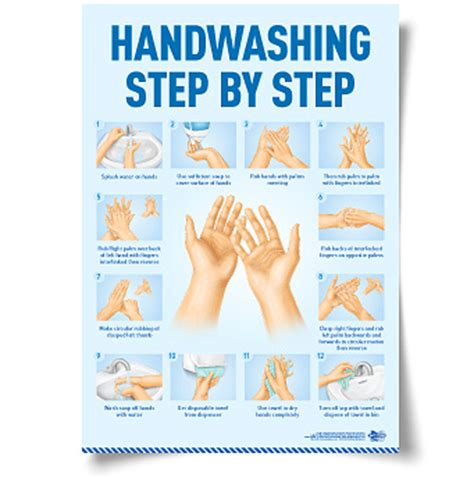 printable hand washing poster hand washing poster health safety publishers