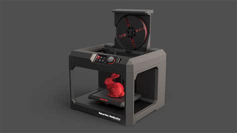 Printer 3d Makerbot makerbot replicator 3d printer usa