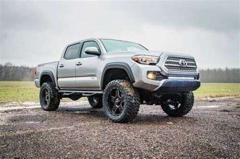 Toyota Tacoma 4 Inch Lift Kit 748 20 4 Inch Toyota Suspension Lift Kit