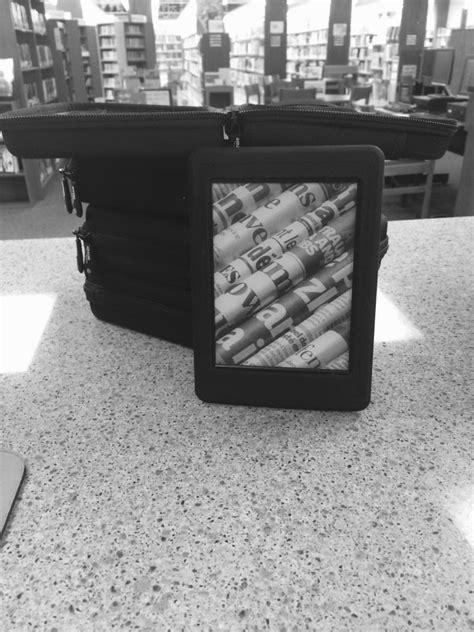 Kindle Paperwhite | Lee Memorial Library