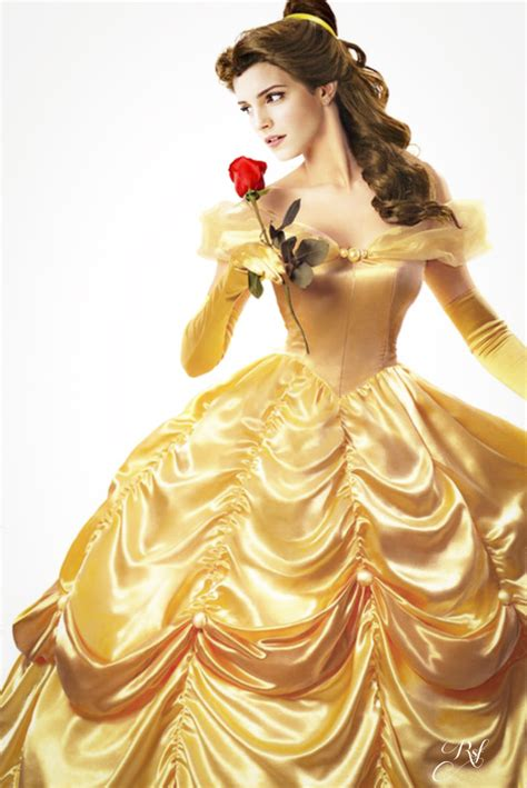 emma watson as belle beauty and the beast 2017 images emma as belle hd