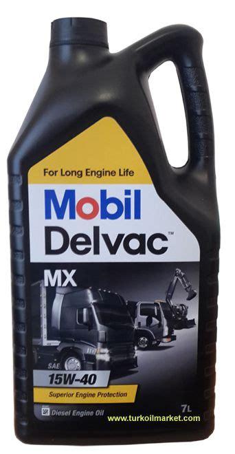 mobil delvac mx    litre   dizel yaglar