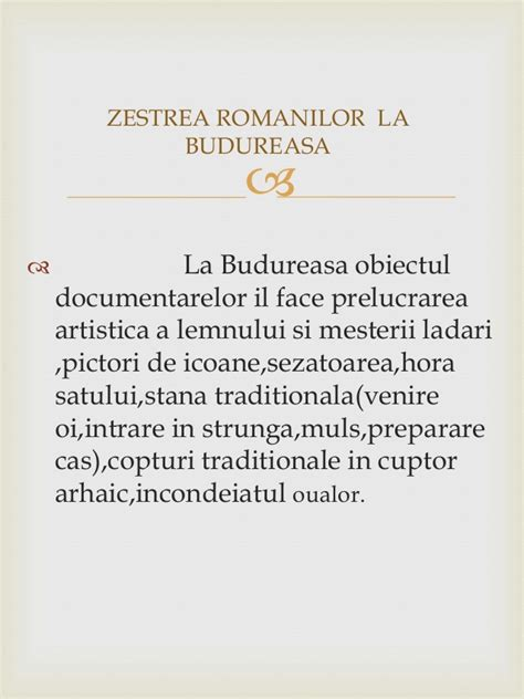 artistica ladari prezentare zestrea romanilor biblioteca budureasa