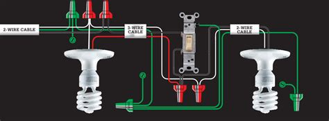 1 light 2 switches wiring diagram modern light switches