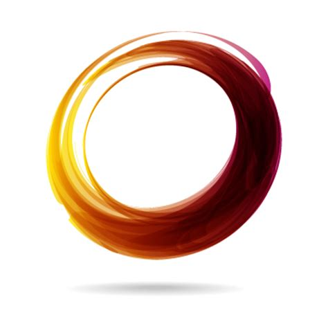 abstract circle logo template abstract circle logo