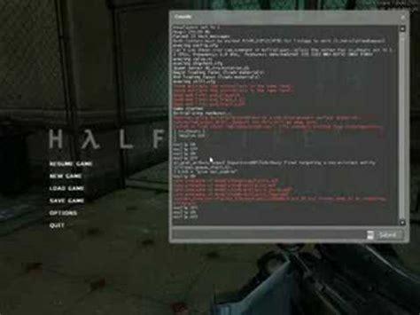 portal 2 console commands half 2 console exle