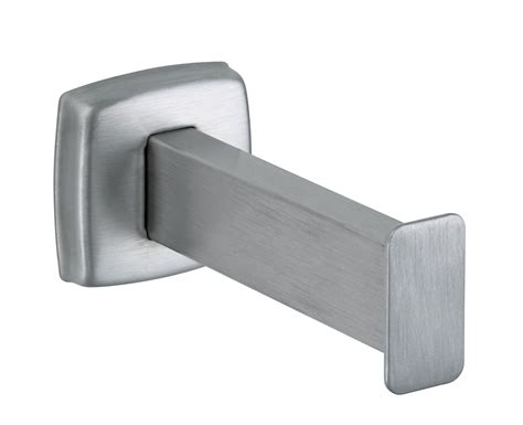 stainless steel bathroom hooks stainless steel towel hook bradley corporation