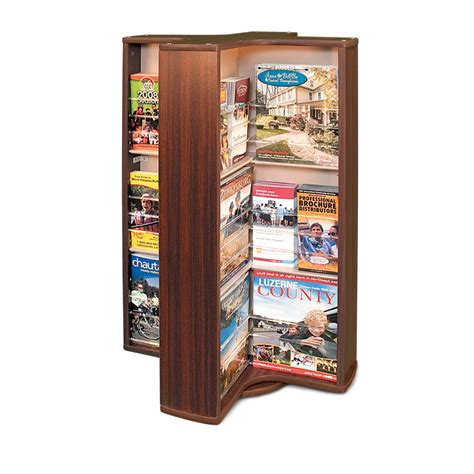 Countertop Display Rack by Rotating Counter Top Rack Countertop Revolution Display 24great Display Company