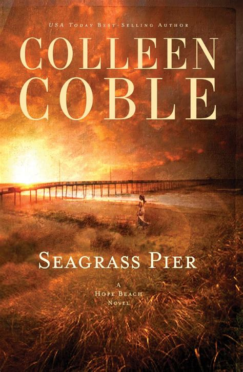 unwelcome guests an atmospheric suspenseful thriller books book review seagrass pier by colleen coble julie arduini