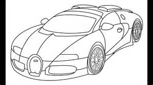 How To Draw A Bugatti Veyron Step By Step How To Draw A Bugatti Veyron Step By Step For