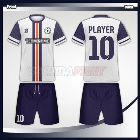 jersey futsal desain depan belakang kerah desain baju futsal code 08 garuda print garuda print
