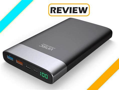 Best Seller Power Bank Slim Karakter 10 000mah Konektor Iphone review vinsic slim 20 000mah power bank charger harbor