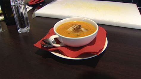 cucina veloce e gustosa vellutata di zucca al profumo di tartufo ricetta veloce e
