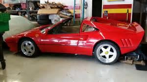 Ferrari 308 Wheels For Sale by Ferrari 288 Gto 308 Based Speedline Wheels Brembo Brakes