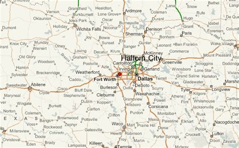 where is haltom city texas on the map haltom city location guide