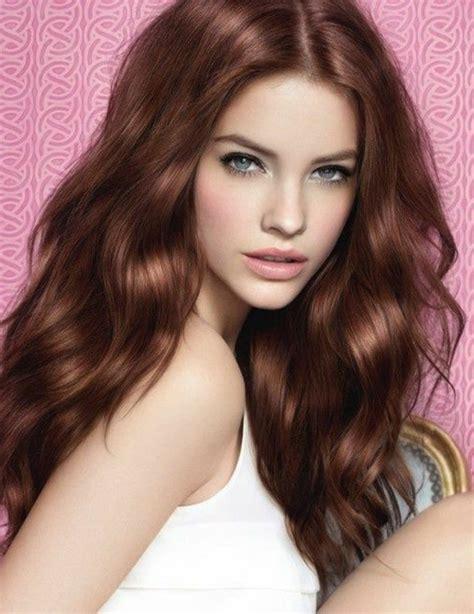 best type of hair color for brunettes balay or ombre couleur de cheveux acajou 64 photos pour choisir votre