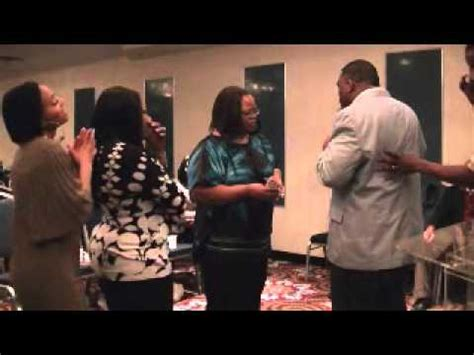 apostle joseph johnson prophesying out demons